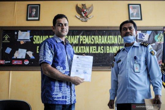 Kemarin, M Nazaruddin bebas hingga mantan Bupati Bogor ditahan