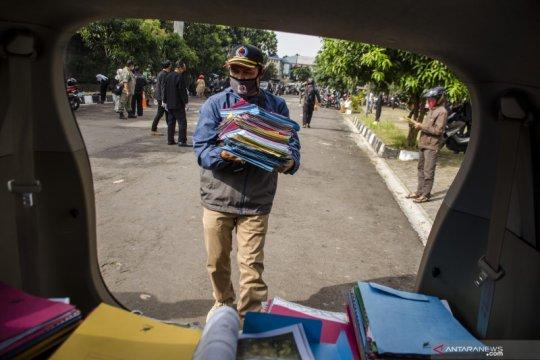 Pendaftaran dana hibah untuk pelaku UMKM di Bandung