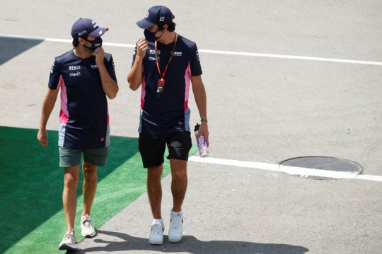Perez senang bisa balapan lagi setelah lalui masa karantina yang berat