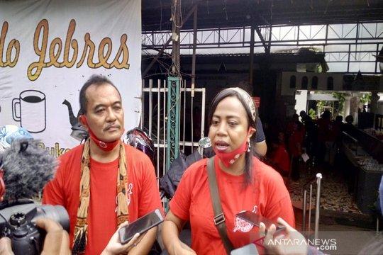 Relawan dukung PDIP siap menangkan Gibran-Teguh di Pilkada Surakarta