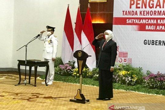 Gubernur: Jatim siap jalankan pesan Presiden melompat bangun Indonesia