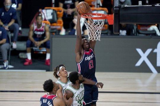 Wizards tinggalkan gelembung NBA dengan menang lawan pelapis Celtics