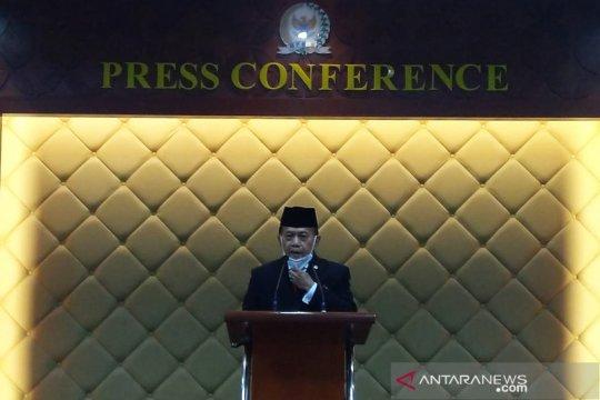 MPR koreksi lumbung pangan pemerintah ditangani Menteri Pertahanan