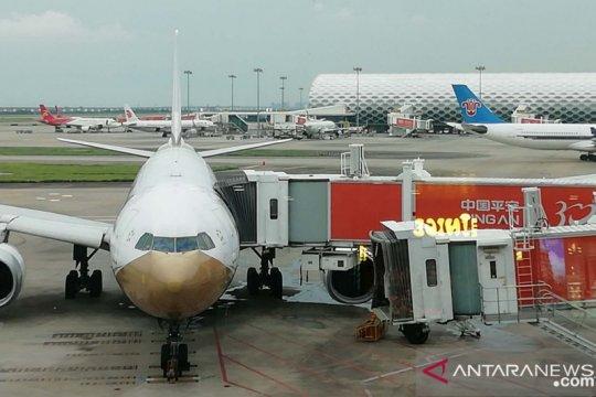 Dua pesawat  China mendarat darurat, regulator nilai prosedural
