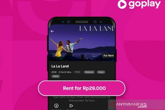 """GoPlay Rental mungkinkan pengguna nonton film """"per-view"""""""