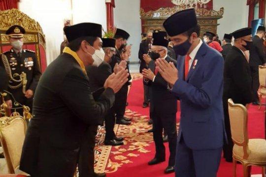 Dirjen KI: Anugerah Bintang Jasa Nararya buah terobosan
