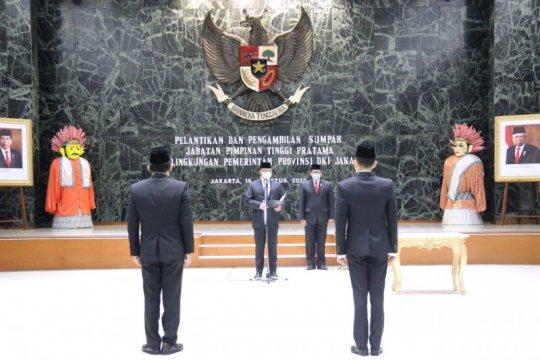 Mantan penyidik KPK jadi Kepala Bapenda DKI Jakarta