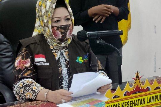 Dinkes Lampung catat tambahan lima pasien positif COVID-19