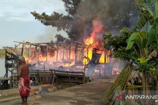 Kebakaran di Londrang tewaskan seorang anak perempuan