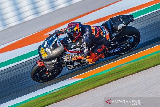 Espargaro bawa KTM puncaki FP1 Grand Prix Austria