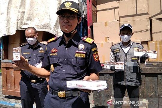 Bea Cukai Kudus ungkap 57 kasus pelanggaran pita cukai selama pandemi