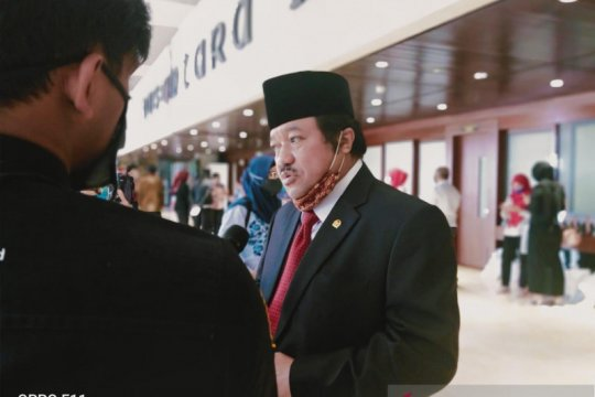 Ketua Fraksi Golkar MPR ajak warga terapkan protokol kesehatan