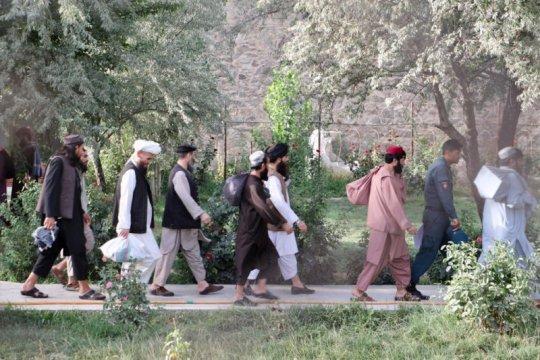 Perunding Afghanistan-Taliban adakan pertemuan langsung pertama
