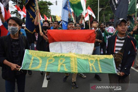 Polda Metro Jaya tahan delapan orang diduga provokator