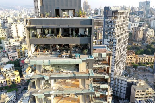 FBI akan bantu penyelidikan ledakan Beirut