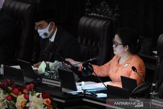 Puan sebut DPR sangat hati-hati dan transparan bahas RUU Cipta Kerja