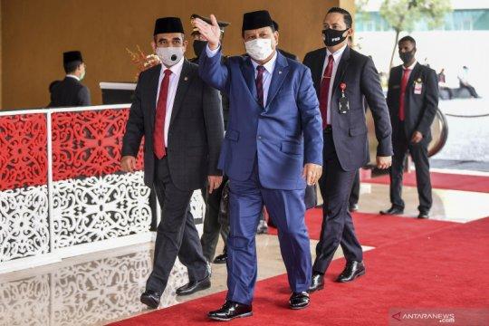 Prabowo: Indonesia Open optimisme pencak silat di tengah tekanan