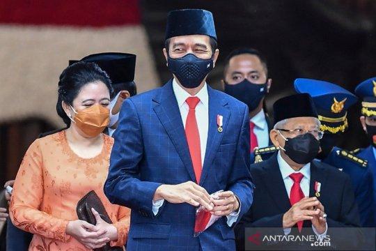 Kemarin, imbauan Presiden di tengah pandemi hingga pasien di Secapa