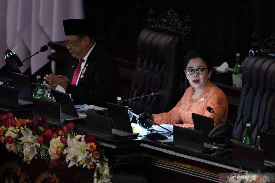 Puan: DPR dukung langkah pemerintah tangani pandemi