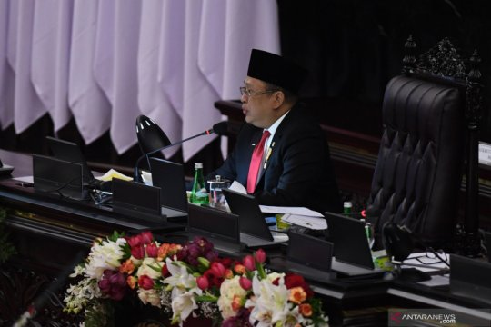 MPR ajak warga jadikan Pancasila landasan etika hadapi tantangan