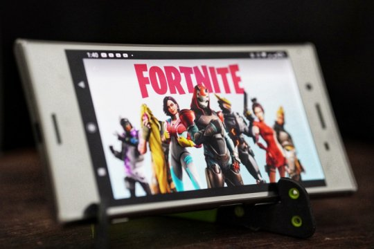 Apple diizinkan blokir Fortnite di App Store
