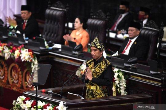Presiden: Indonesia harus bajak momentum krisis
