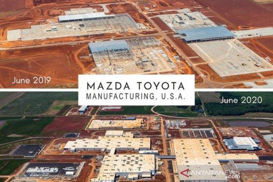 Mazda-Toyota tingkatkan investasi di pabrik Alabama