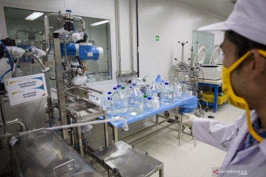 Pemerintah siapkan perpres vaksinasi COVID-19