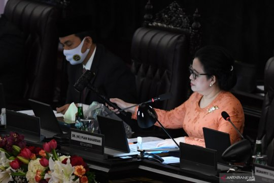 Ketua DPR: Sediakan ruang fiskal antisipatif pada APBN 2021