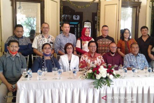 """Seniman lokal inisiasi """"Solo Bangkit Untuk Indonesia"""""""
