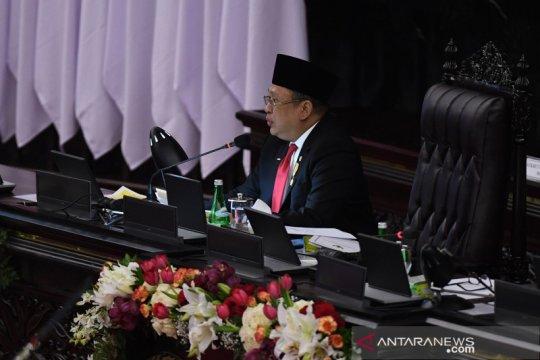 Ketua MPR: Sidang Tahunan bukan sekadar agenda seremonial