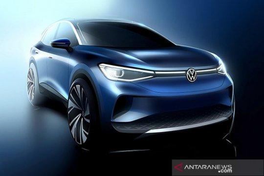 Volkswagen produksi mobil listrik dan paket baterai di AS