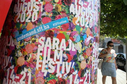 Virus corona dorong Festival Film Sarajevo digelar secara daring