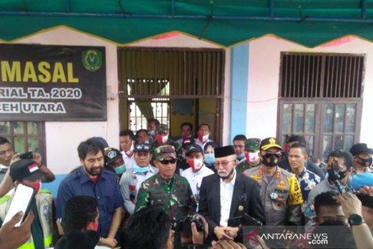 Pangdam Iskandar Muda ajak masyarakat jaga perdamaian Aceh