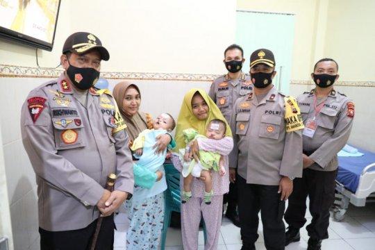 27 warga Maluku Utara jalani operasi bibir sumbing gratis