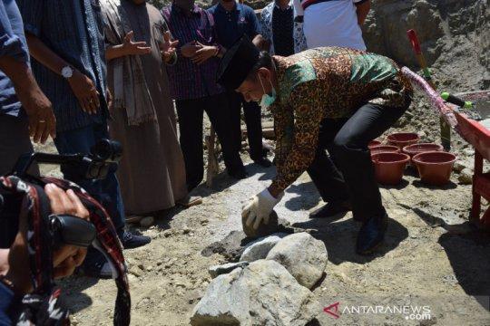 Pemkot Palu membangun Tugu Tadulako Songgolangi untuk hargai pejuang