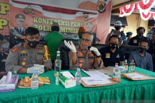 Polda Papua ambil alih penanganan kasus video mesum mantan DPRD Mimika