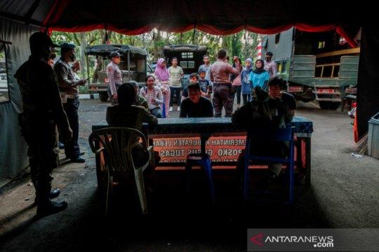 Pemkab Lebak menindak 8.821 orang pelanggar protokol kesehatan