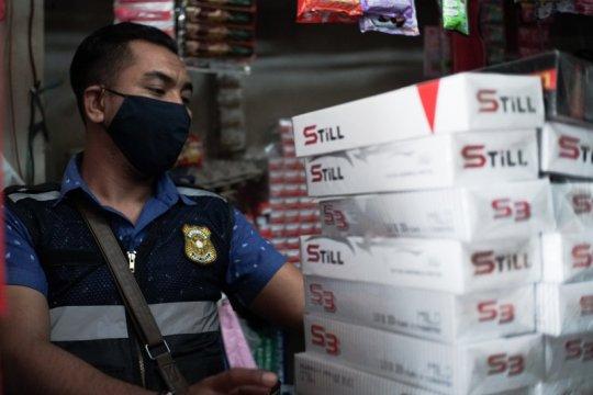 Bea Cukai: Bali-NTT berpotensi jadi pasar peredaran rokok ilegal