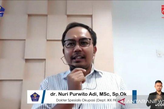 Dokter: Penularan di kantor karena pegawai abai protokol kesehatan