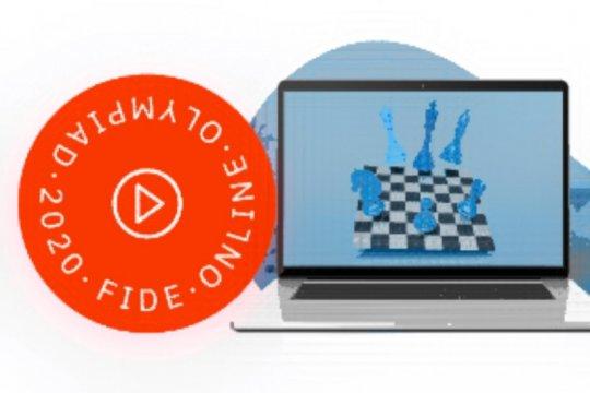 Bantai Belgia, Indonesia masih di posisi empat Olimpiade Catur Online