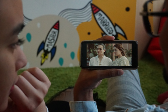 Meriahkan Hari Kemerdekan, 3 berikan promo streaming film dalam negeri