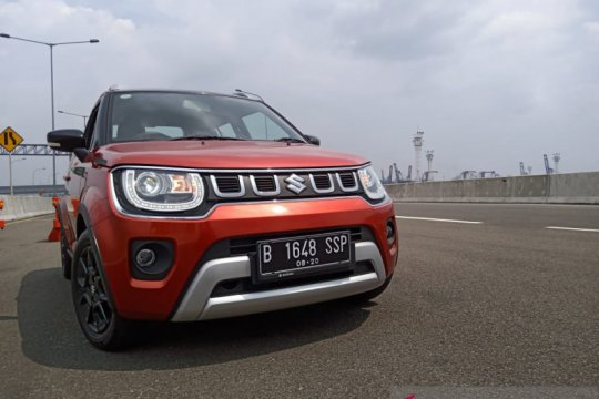 Berapa konsumsi BBM Suzuki New Ignis?