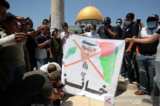 Israel, UAE, Bahrain tanda tangani kesepakatan, jalin hubungan formal