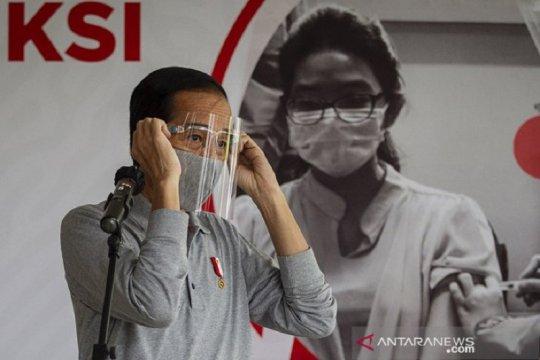 Presiden Jokowi : Vaksin Merah Putih diproduksi pertengahan 2021