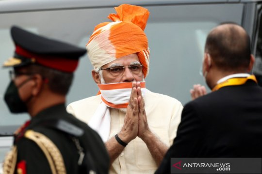 PM Modi dukung pengembangan vaksin COVID-19 di India