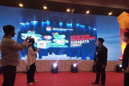 KPU Surabaya luncurkan Pilkada 2020