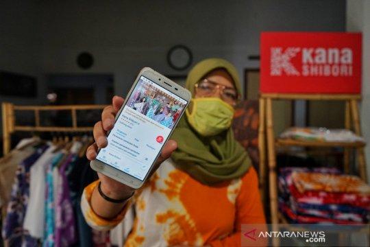 Kominfo dorong UMKM jualan online