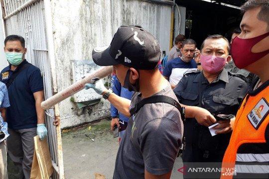 Polisi tangani teror di rumah Bupati Kediri