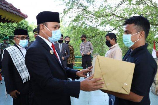 Ziarah di makam pahlawan Laksamana Keumalahayati digelar pejabat Aceh